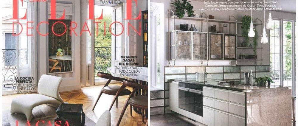 cocinas de estilo industrial - Diesel - Elle decor.