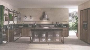 baños y cocinas de estilo industrial
