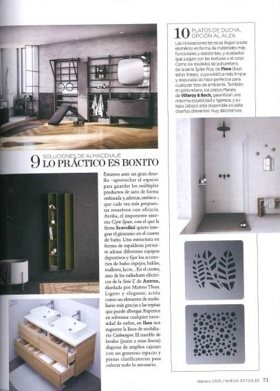 Baños de diseño: Más sofisticados que nunca