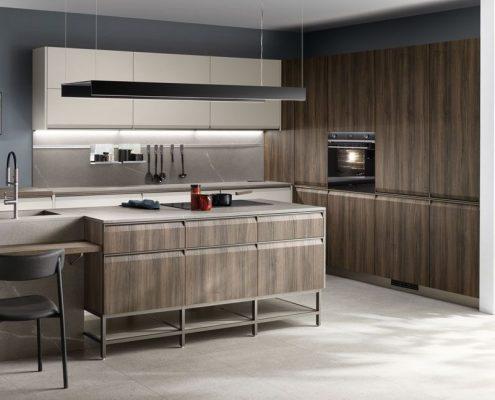 Cocina de diseño Formalia Scavolini