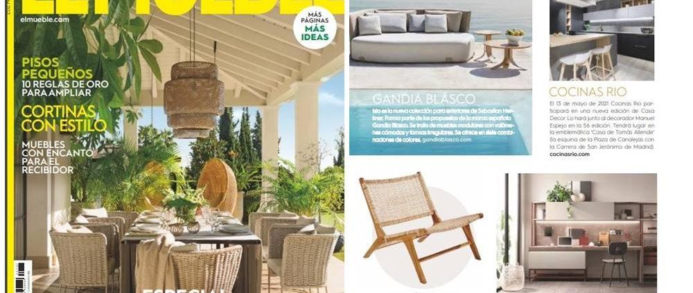 Salon Formalia - Revista El Mueble