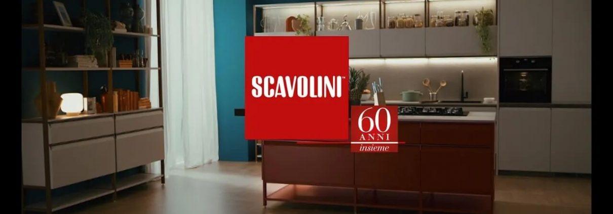 Scavolini 60 aniversario