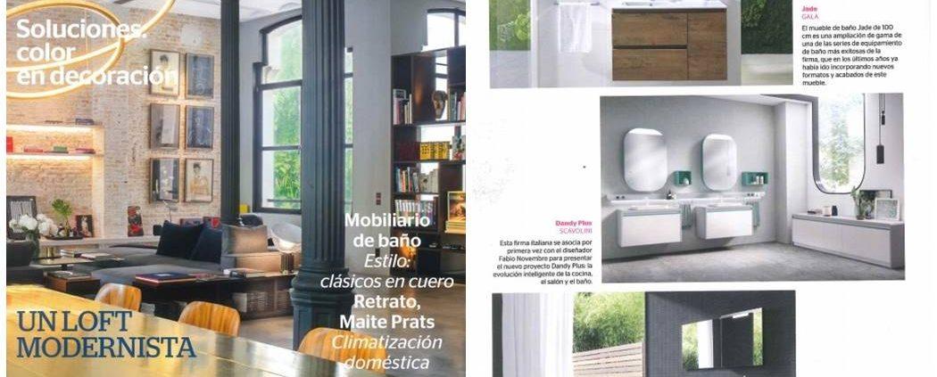 Tendencias en baños de diseño: Dandy Plus by Scavolini & Fabio Novembre
