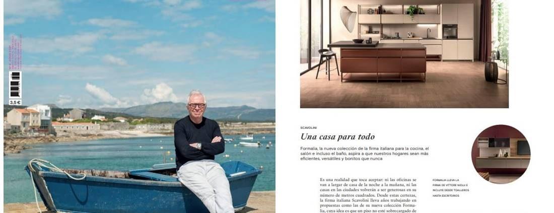 Muebles de diseño para hogares más eficientes