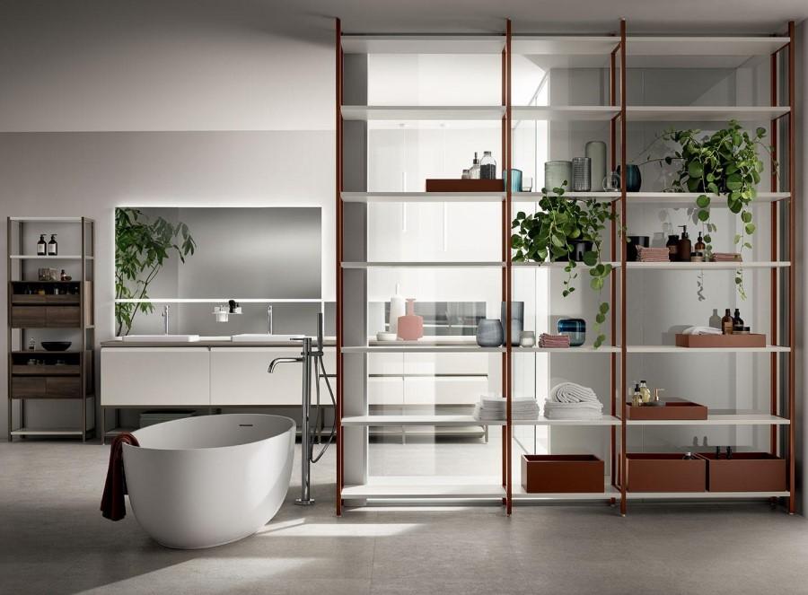 Baño de diseño Formalia de Scavolini