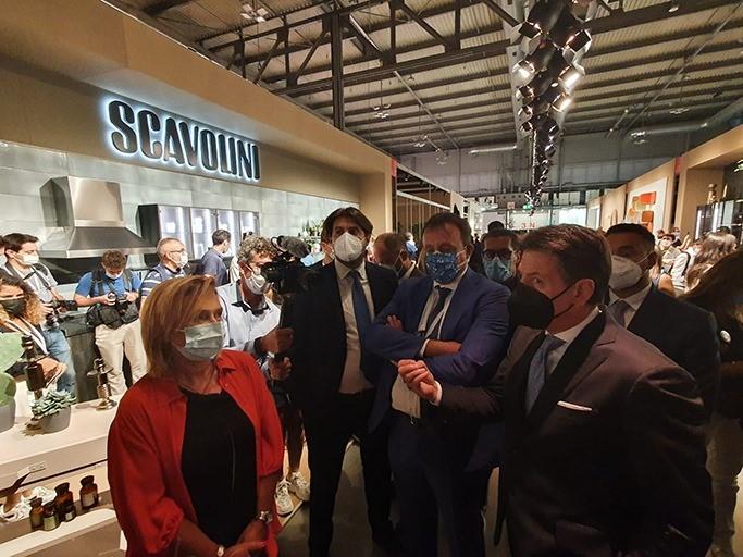 Scavolini presenta sus novedades en el Salone del Mobile Milano